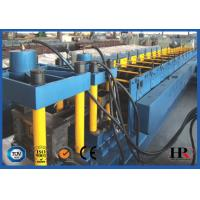 Buy cheap Durable K Type Stud And Track Roll Forming Machine Fully Automatic Galvanized product