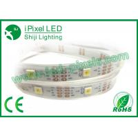 Buy cheap Low Voltag Addressable RGB LED Strips / Individually Addressable LED Strip For Hotel product