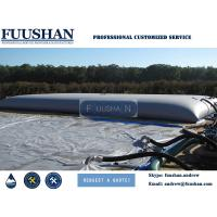 FUUSHAN Soft Foldable Reinforced PVC Water Tank Rectangular Shape or Pillow Shape