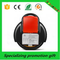 Buy cheap Red / Orange Auto Self Balancing One Wheel Electric Scooter CE / ROHS product