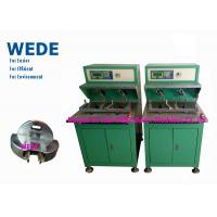 Buy cheap Fast Flyer Style Manual Coil Winding Machine , External Armature Motor Stator Winding Machine product