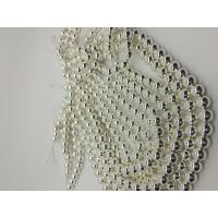 Buy cheap Professional Silver / Golden Magnetic Hematite Jewelry Faceted Loose Beads product