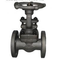 Buy cheap ANSI CLASS 150/ 300/ 600 FOR FORGED CARBON STEEL OR STAINLESS STEEL GATE VALVE WITH FLANGE DESIGN product