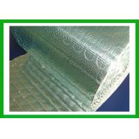 Buy cheap Honeycomb Double Air Bubble Foil Roll Fire Rating Class1 Heat Insulation Blanket product