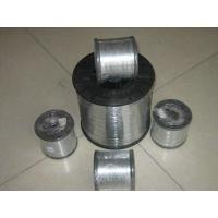 Buy cheap Polished Hot Rolled Wire Rod , Diame 0.1mm - 15mm for Braiding Wire / Spring product