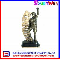 Buy cheap Footabll Action Figurines,polyresin figurines product