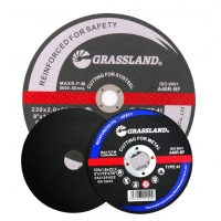 Buy cheap 125mm 5 Inch Metal 1X22.2mm Grinder Abrasive Disc product
