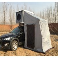 China 2017 Waterproof  Color Custemized Soft Car Roof Top Tents For Camper on sale