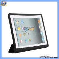 Buy cheap Smart Cover Leather Case for Apple iPad 2 Black-87001823 product