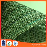 China Texteline synthetic fabrics UV resistance, comfort and ease of cleaning specifical jacquard weave on sale
