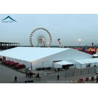 Buy cheap Fabric Shade Canopy Wedding Reception Tent Customized Color UV - Resistant from Wholesalers