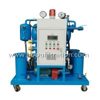 Buy cheap low price cable oil purifier, insulation oil filteration machine, portable transformer oil filtering equipment, degasser product