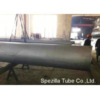 Buy cheap TP310 / 310S Welded Stainless Steel Tube Seamless Pipe ANSI B36.10 ASTM A312 from Wholesalers