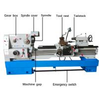 Buy cheap Diameter 500mm 6250 Horizontal Gap-bed Grinding Lathe Machine 7.5KW product