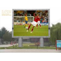 Buy cheap HD LED Perimeter Screen Boards for Sports Stadium Advertising product
