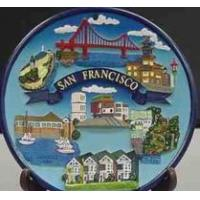 Buy cheap Polyresin Landscape Plates product