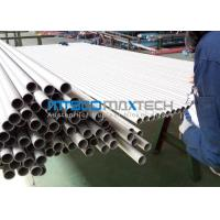 SMLS Duplex Stainless Steel Seamless Tube S31803 / S32205 / S32750