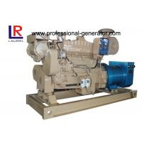 Buy cheap Electric Start Marine Genset 250kVA Electric Diesel Engine Generator Set for Boat from Wholesalers