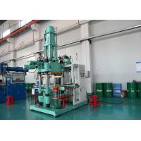 Quality Industrial Silicone Rubber Injection Molding Machine High Hardness 1000 T For for sale