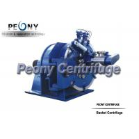 Buy cheap Screw Conveyor Peeler Centrifuge Starch Separator For Cassava Starch Dewatering from wholesalers