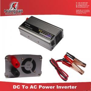 China Car Power Inverter 1000W DC 12V to AC 220V on sale