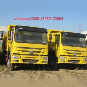 Buy cheap SINOTRUCK HOWO 6x4 336hp 16 cubic meter 10 wheel dump truck product