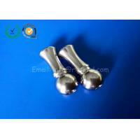 Buy cheap Stainless Steel CNC Machine Electrical Parts Turning Polishing Tube For Fitness Equipments product