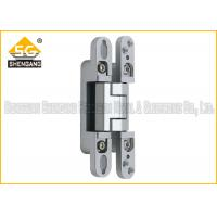 Buy cheap 180 degree three way adjustable concealed interior door hinge product