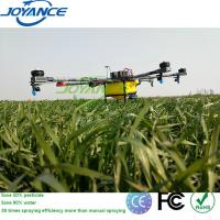 Buy cheap 2017 joyance gps 15 liters uav drone crop sprayer / agricultural drone / from wholesalers