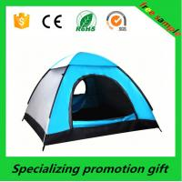 China Inflatable Outdoor Essential Products , Double Door Waterproof Camping Tent on sale