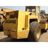 Buy cheap Bomag BW217D Used Road Roller Machine / Germany Roller / Smooth Drum Roller product