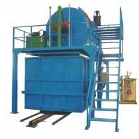 Buy cheap Automatic Recycled Foam Production Line With Steam Mix Crushed Foam With Glue from wholesalers