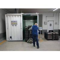 Buy cheap Customized Vacuum Cooling System , Vegetable Coolers Wear Resistance from wholesalers