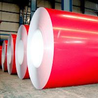Zinc coated 40g/m2 ~ 180 g/m2  Prepainted Galvanized Steel Coil With Protect FIim