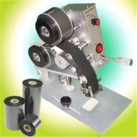 Buy cheap MANUAL HOT STAMPING DATE CODER product