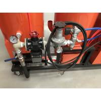 Buy cheap Dust Free Abrasive Abrasive Blaster With Vacuum Recycling Dirt Removing product