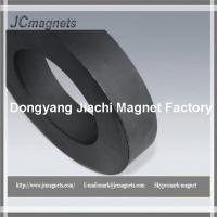 Buy cheap 100X60X20,Ceramic Magnets C8,  Hard Ferrite ring Magnets y30BH product