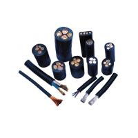 Buy cheap IEC Standard Electrical Copper conductor Xlpe Insulated Cable medium voltage 0.6 / 1kV product