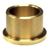 Oil impregnated flange type bronze bushings