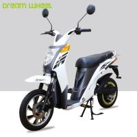 Buy cheap 18 Inch Two Wheels Pedal Assisted Electric Scooter 350w Rated Power Motor product
