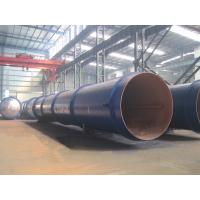 Saturated Steam AAC Chemical Autoclave / AAC Block Machine , High Temperature and High pressure