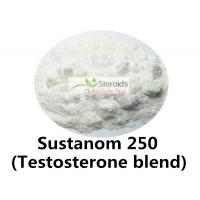 Buy cheap Positive Testosterone Blend 250 Raw Steroid Powders Sustanon Anabolic Injectable Steroids Hormone product