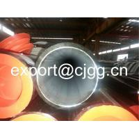 Buy cheap API5L PSL1 Original Cold Drawn Seamless Tube Gas / Oil Field Pipe product