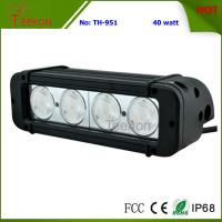 Buy cheap 40 Watt 8 Inch Single-Row CREE LED Light Bar SXS Light bar for 4X4 off-Road Vehicles product