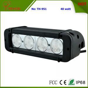 Buy cheap 40 Watt 8 Inch Single-Row CREE LED Light Bar SXS Light bar for 4X4 off-Road Vehicles product