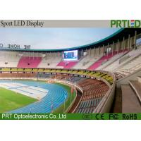Buy cheap Large P5 Stadium LED Screens Full Color LED Stadium Display For Live Broadcasting product