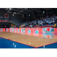 Buy cheap Digital Electronic Mobile Sport Perimeter Led Display Indoor High Resolution product