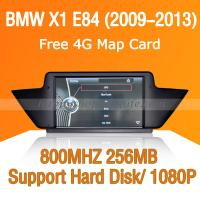 Buy cheap BMW X1 E84 GPS Navigation System with Digital TV Bluetooth product