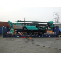 Max. crowd pressure 90 kN,Well Hydraulic Rotary Boring Piling Rig Machine With 8~30 Rpm Rotation Speed KR80A