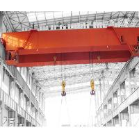 Buy cheap European type double girder overhead crane mechanism with lifting device product